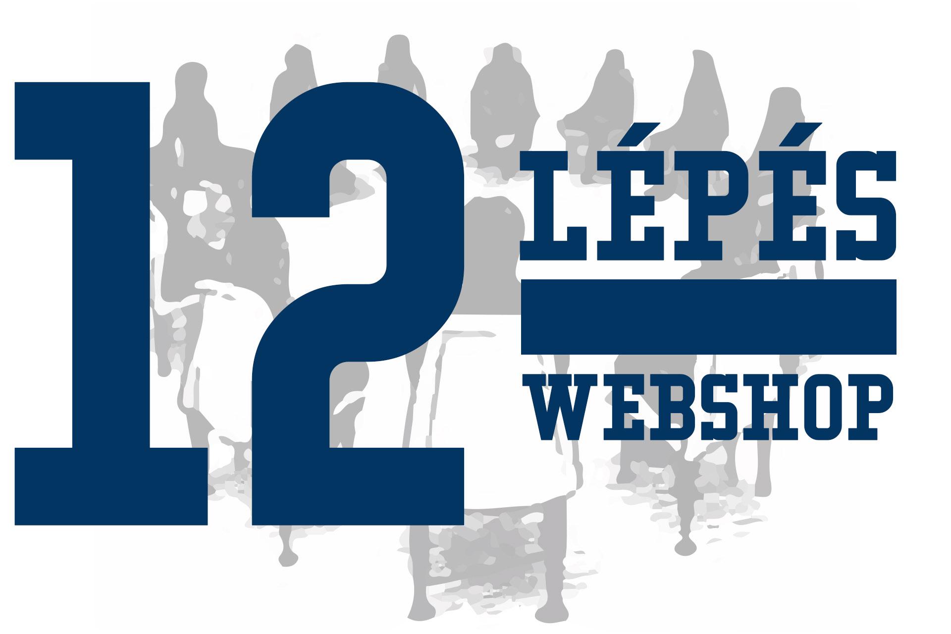 12 lépés webshop